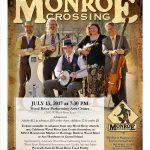 monroe crossing poster 2017